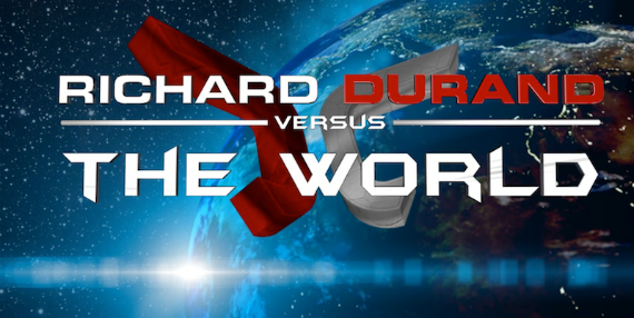 Richard Durand VS The World Hammarica PR Electronic Dance Music News