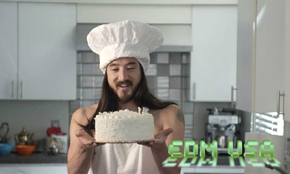 EDM Stave Aoki Kitchen